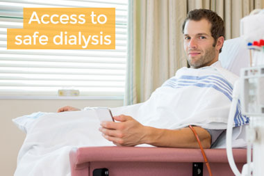 Dialysis Service treatment THROMBOEMBOLECTOMY VESSEL MAPPING CENTRAL VENOUS ACCESS PLACEMENT miami aventura